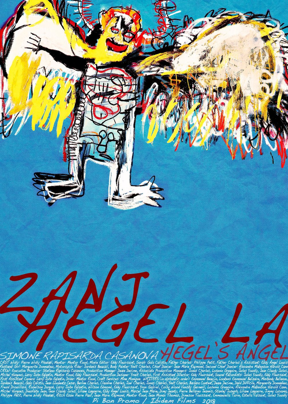 Zanj Hegal la , image via  The Cinematheque.