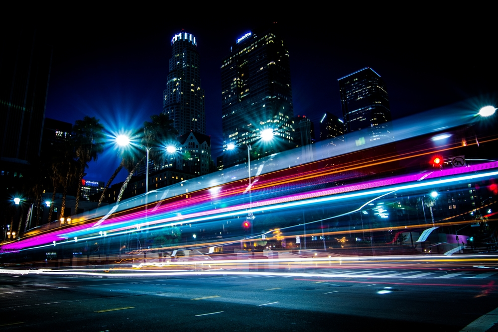 """Nightcrawler"" pulls viewers along for a wild and turbulent joyride through L.A.  Photo Credit: Siavash Ghadiri Zahran i, licensed under Creative Commons"