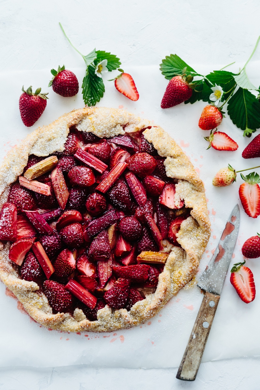 Strawberry rhubarb mascarpone galette tart Vy Tran (10 of 15) (853x1280).jpg
