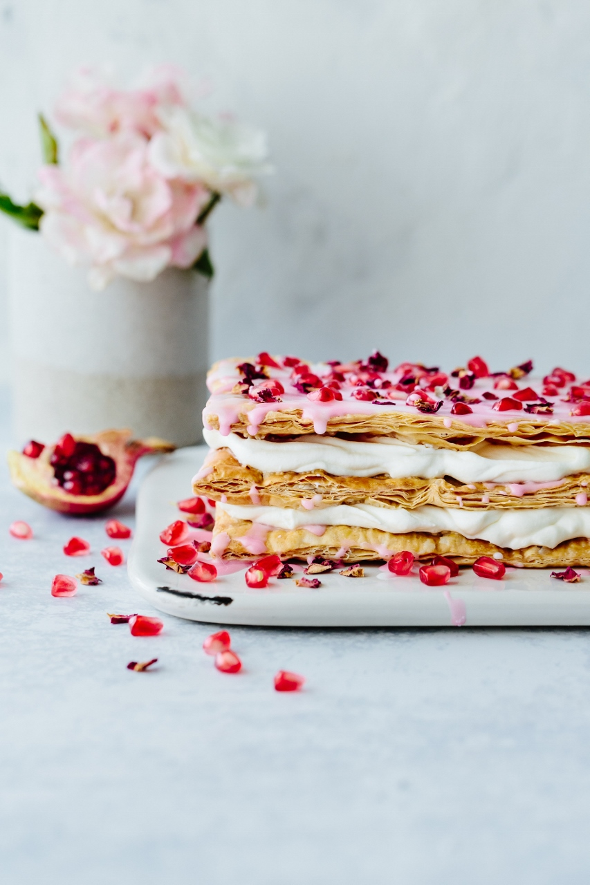 Rosewater pomegranate labne millefeuille Vy Tran (8 of 8) (853x1280).jpg