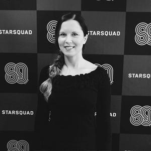 KEY ACCOUNT MANGER  Anna Kuusela  +358 9 4247 1101  anna.kuusela@starsquad.fi