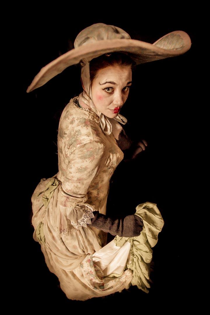 edle Dame | dama nobile