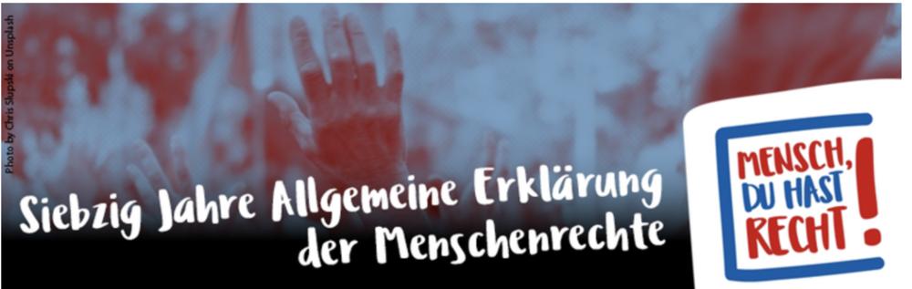 "Kampagne ""Mensch Du hast Recht!"""