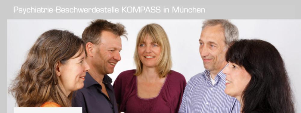 Psychiatrie-Beschwerdestelle Kompass in München