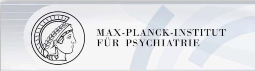 Logo des Max-Plank-Instituts für Psychiatrie