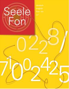 Logo des Projektes SeeleFon für Flüchtlinge