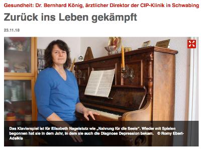 Screenshot des Artikels auf www.hallo-muenchen.de. Foto: Romy Eberl-Adelkis