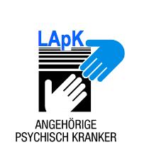 Logo des LApK - Landesverband Bayern der Angehörigen psychisch Kranker