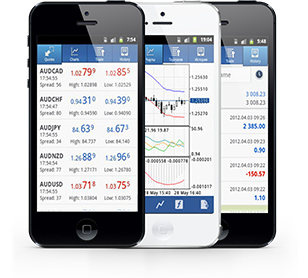 Evestin Forex mt4 app