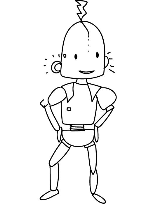Gunner robot