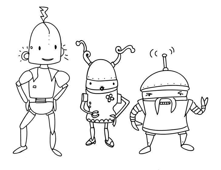 Evestin Robots