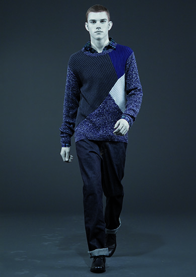 Tiger Jeans AW 2008/ Men's knitwear