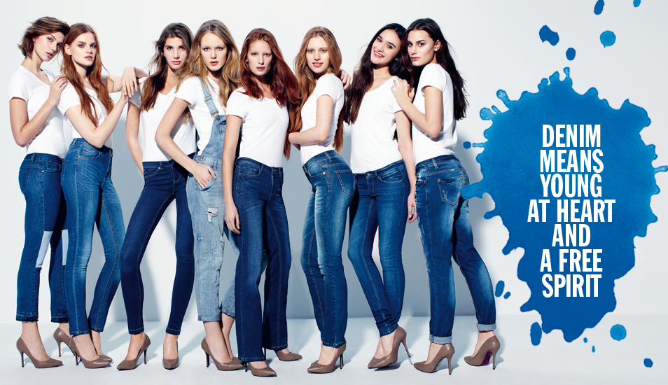 THE DENIM PROJECT LAUNCH SS2014