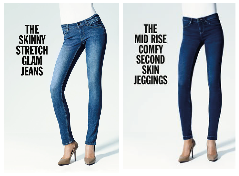 THE DENIM PROJECT SS2014/ fit guide