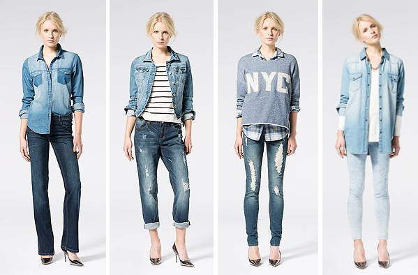 THE DENIM PROJECT SS2014/ jeans, jacket