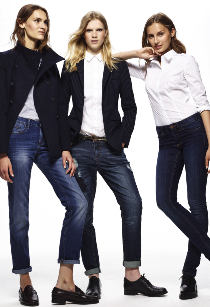 THE DENIM PROJECT AW 2014 / campaign