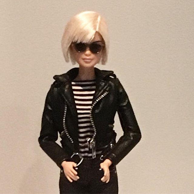 My kinda #barbie #andywarholasabarbie #kansallismuseo #andywarholbarbie #andywarholbarbiedoll