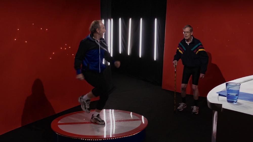 Hockeyakademin –Övin och Nils