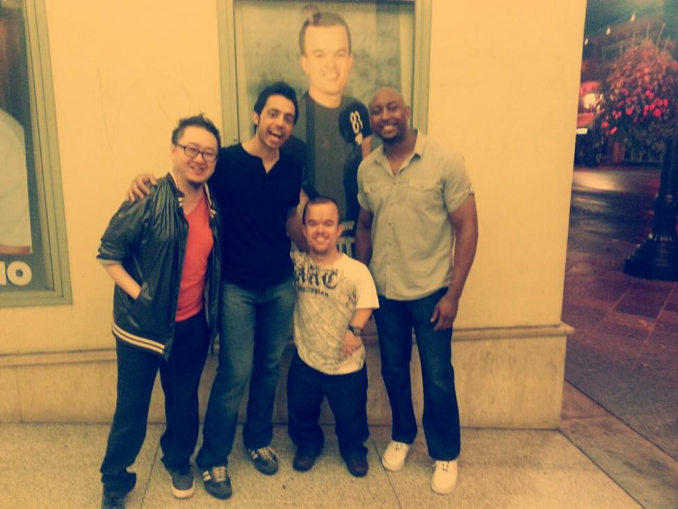 Steve Lee Comedy Brad Williams Sammy Obeid Greg Williams.jpg