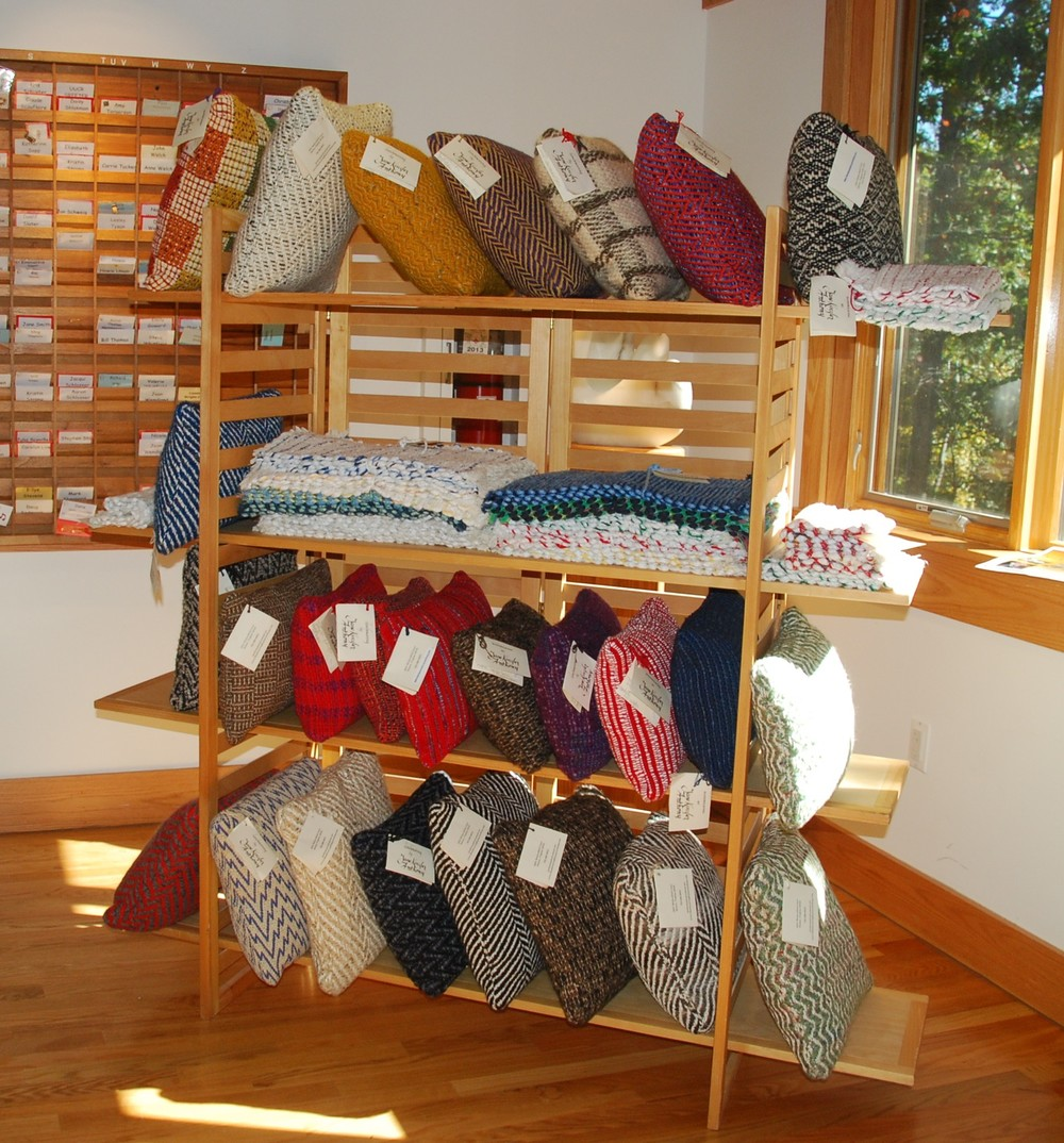 Jane's Weaving Wares.JPG