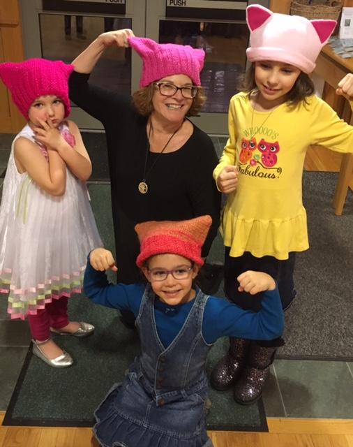 Tiny Pink Hats