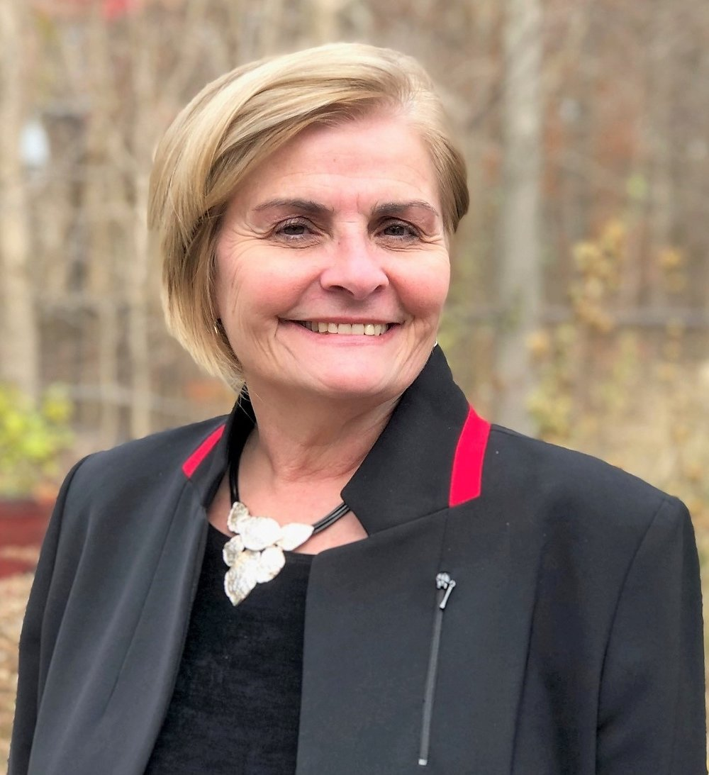 Acting Director of Religious Education, Sheila Martel