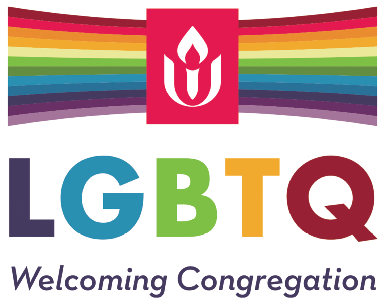 UUCR is a DESIGNATED welcoming congregation.