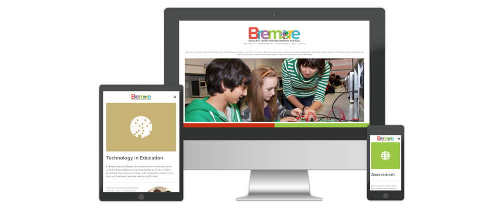 Web Design for Schools
