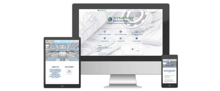 Engineering Web Design Dublin