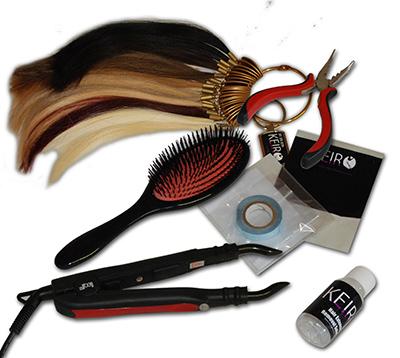 Keiro Hair Extension Starter Kit