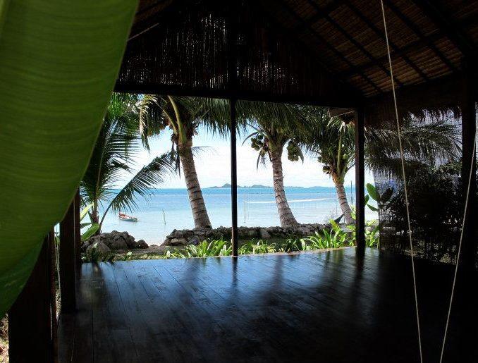 The Beach Shala at Samahita Yoga Thailand, Koh Samui