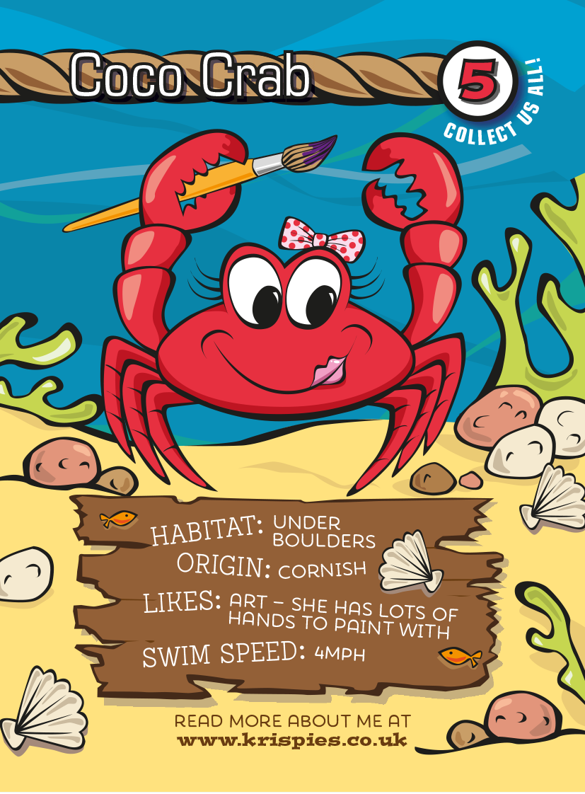 Coco the Crab