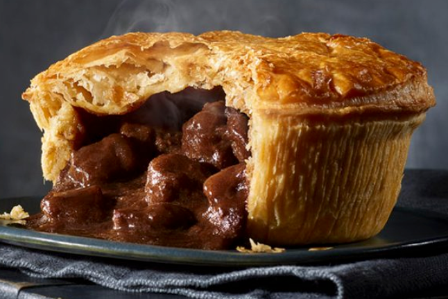 Our pies come from Pukka, a family company based in Leicestershire