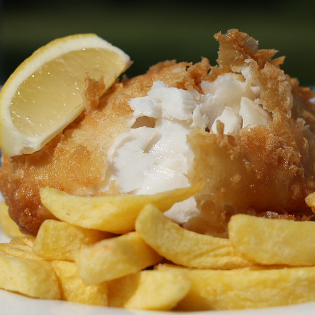 Our Fresher than Fresh MSC Certified Fish cooked to perfection for you to enjoy