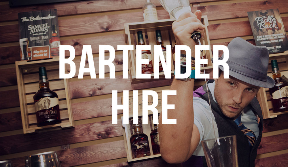 Bartenders For Hire