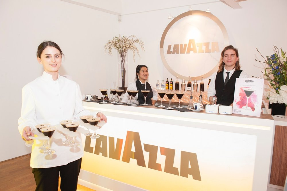 Lavazza Event.JPG