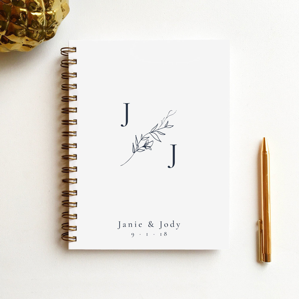 Monogram-Notebook-Custom-Journal-Monogram-Wedding-Guestbook.jpg