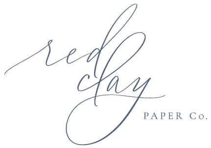 red clay paper