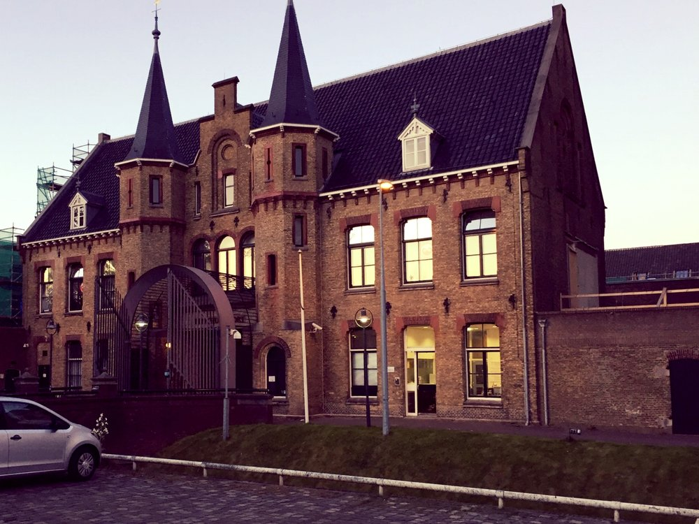 Leeuwarden 2018 main office