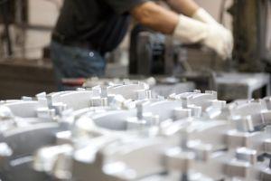 Aluminium alloys in sand casting