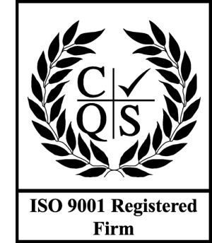 Haworth Castings ISO 9001 accreditation