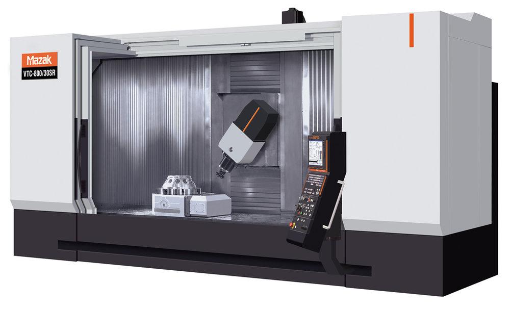 Yamazaki Mazak vertical machining centre