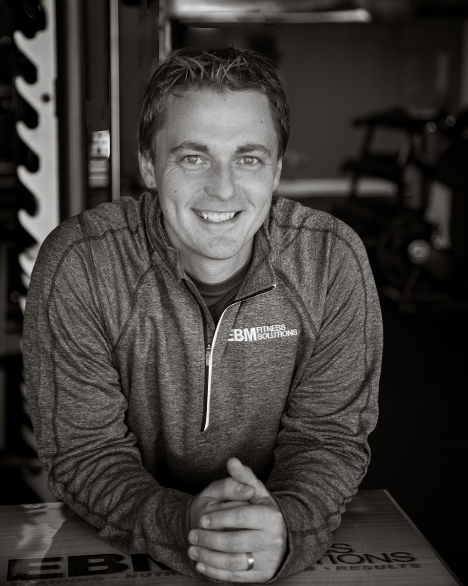 Dr. Tom Biggart of EBM Fitness Solutions