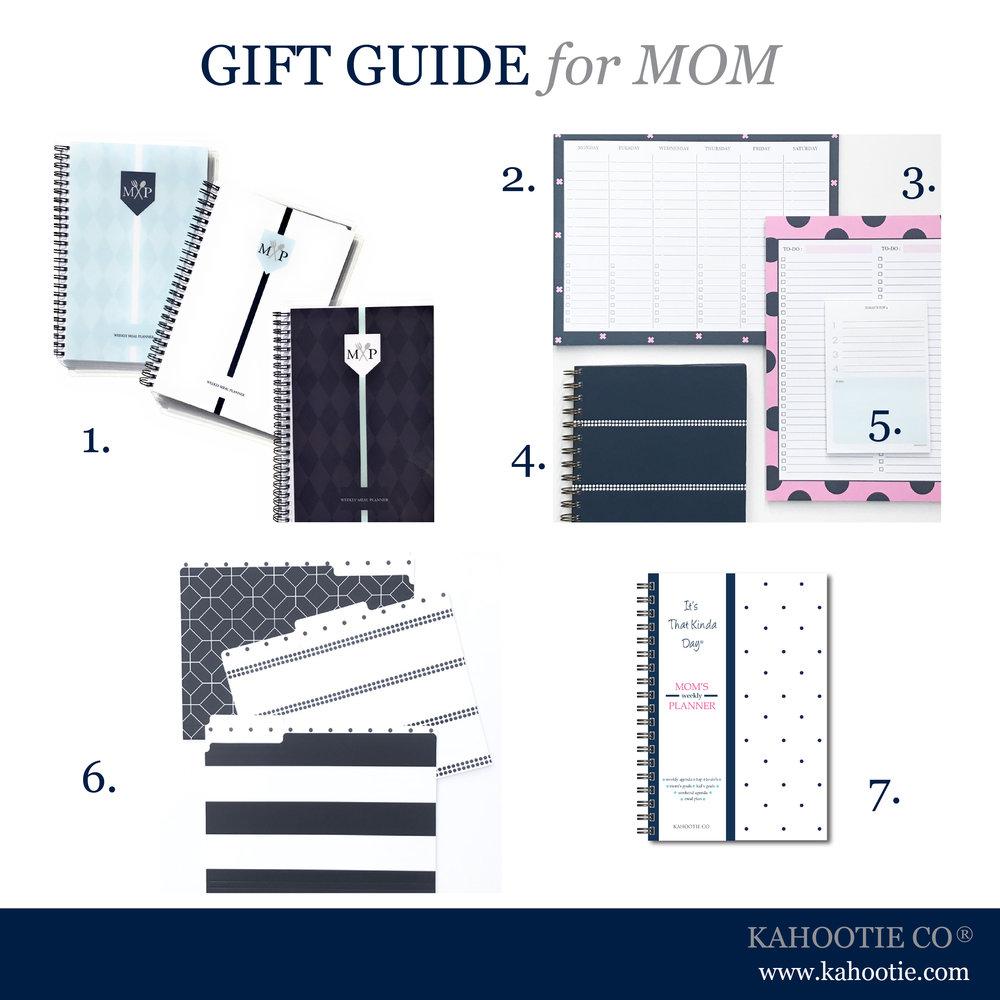 Gift Guide 2017 moms