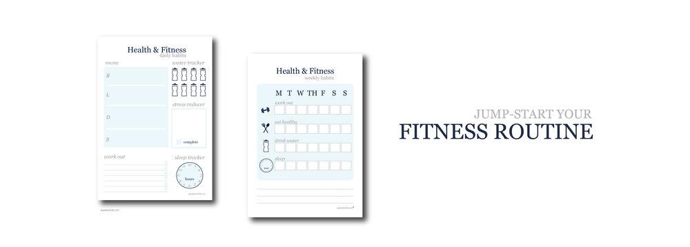 kahootie co fitness sticky pad