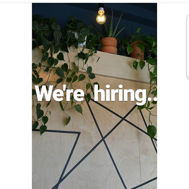 We are looking for an experienced full time manager to join our FOH team. Get in touch hello@cotto.ie #jobfairy #dublinrestaurantjobs