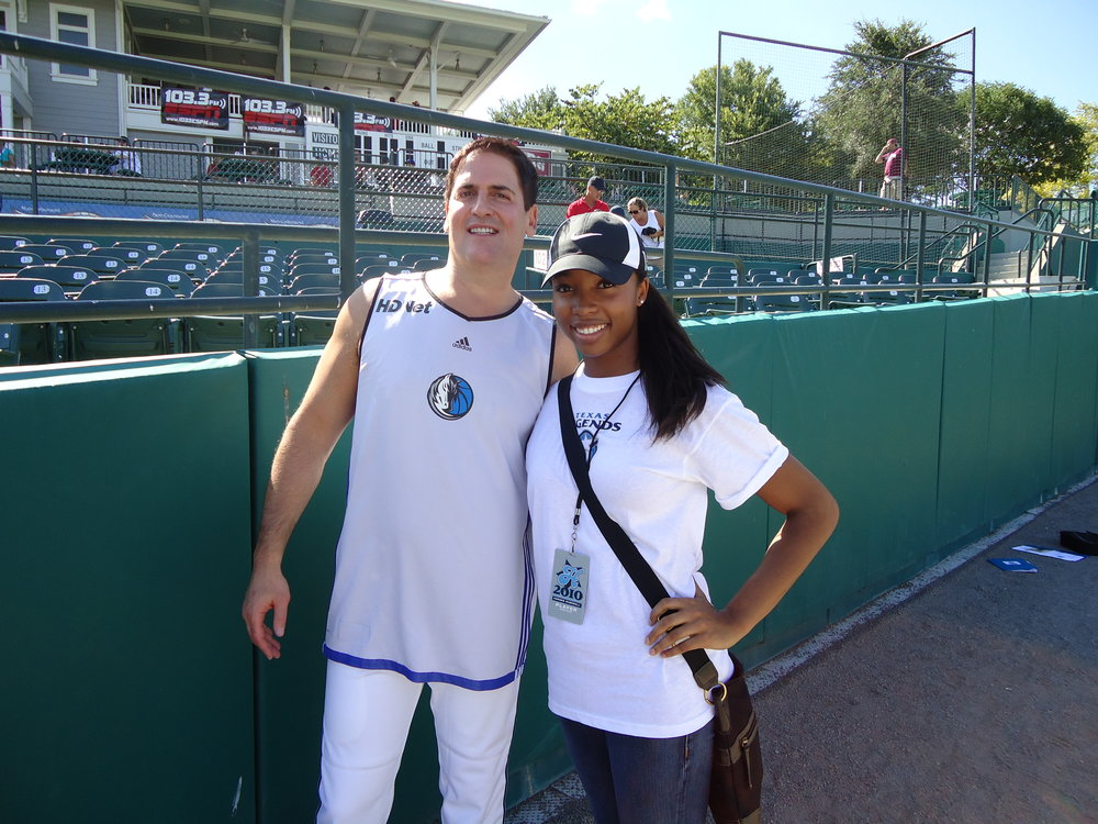 GREEN & MARK CUBAN