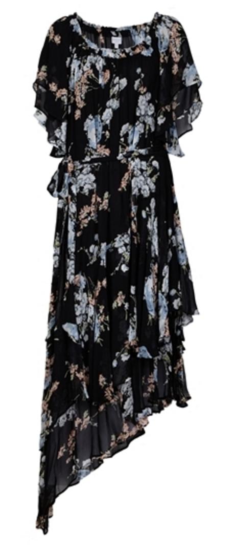 Dahlia Poppie Print Dress £195.