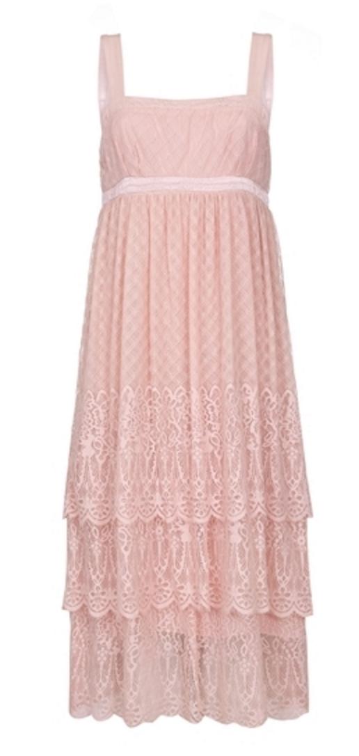 Lacey Dress £225.