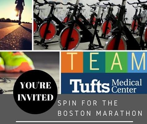 CHARITY CLASS: Spin For the Boston Marathon @Equinox — Ali